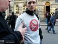 В Санкт-Петербурге требовали отставки Путина