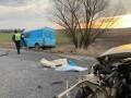 В Днепропетровской области пять человек пострадали в тройном ДТП