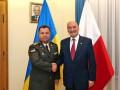 Полторак договорился о сотрудничестве с Польшей