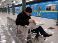За прошлые сутки в киевском метро проехались два миллиона пассажиров