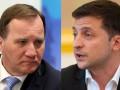 Зеленский хочет шведские мусороперерабатывающие заводы в Украине
