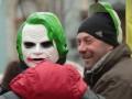 Под ВР снова митингуют предприниматели, выступают против кассовых аппаратов
