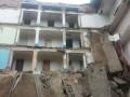 В Житомирской области разрушилось общежитие техникума