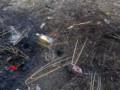 Возле Киева неизвестные надругались над могилой одного из погибших с Небесной Сотни