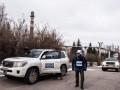 ОБСЕ за выходные насчитала более 200 взрывов на Донбассе