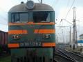 Под Киевом забросали камнями поезд: Ущерб $ 8 тысяч