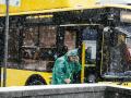 Новый год в Киеве: Как будет работать общественный транспорт