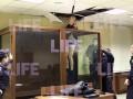 Ритуальное убийство: Москвич через потолок пытался сбежать из зала суда
