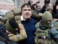 В Киеве пытались опять задержать Саакашвили
