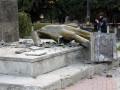 В оккупированном Судаке снесли памятник Ленину
