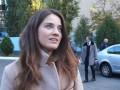 Марушевская рассказала о первом дне работы на таможне