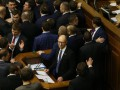 Подвешенный Кабмин. Как долго Яценюк удержится на посту премьера