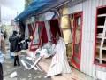 В Киеве разгромили более 30 МАФов