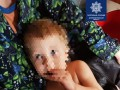 Голый и одинокий: По улицам Днепра гулял 2-летний мальчик