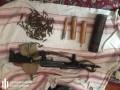 В Николаеве военный украл из части автоматы и тротил