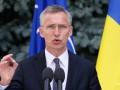 Генсек НАТО пообещал Зеленскому поддержку