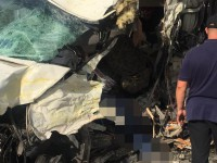 Смертельное ДТП на Житомирщине: Микроавтобус столкнулся с фурой