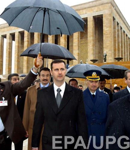 У Асада положительный тест на коронавирус