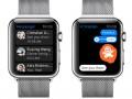 Facebook выпустил Messenger для Apple Watch