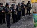В Иерусалиме вербуют добровольцев в Гражданскую гвардию