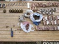 У жителя Прикарпатья изъяли арсенал оружия и боеприпасов