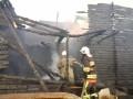 В курортном поселке под Одессой горело сразу несколько турбаз
