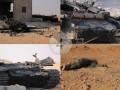 В Сирии новейшему танку РФ оторвало башню