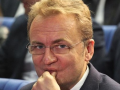 Садовый заявил, что идет в президенты
