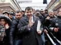 Саакашвили призвал грузинских однопартийцев объединиться и вернуть власть в Грузии