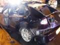 Водитель устроил взрыв в машине, распылив освежитель воздуха