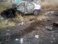 В Луганской области на фугасе подорвалась машина: есть жертвы
