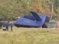 Авиакатастрофа на Волыни: фото и подробности трагедии