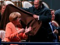 Путин и Меркель обсудили ситуацию в Украине и Приднестровье