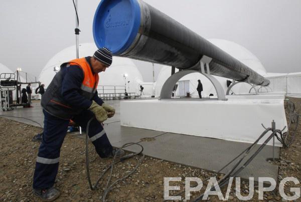 еркель признала, что Северный поток -2 может иметь и политическую составляющую