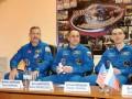 Космический корабль с новым экипажем для МКС выведен на околоземную орбиту