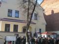 В РФ завели дело за нападение на генконсульство в Харькове