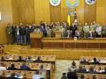 Ивано-Франковский облсовет выступил против формулы Штайнмайера