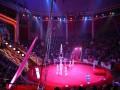 В Великобритании циркач выжил, упав с высоты 10 метров