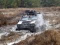 Под Житомиром тестируют броневики: Победителя примут на вооружение ВСУ