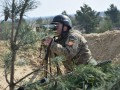 На Донбассе обстреляли участок разведения сил