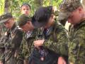 Боевики ДНР показали, как учат детей Донбасса воевать