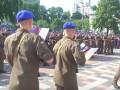 В Киеве 250 новобранцев Нацгвардии приняли присягу