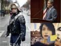 День в фото: Порошенко в  Вашингтоне, Pussy Riot в Раде и протесты в Париже