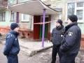 В Чернигове преступник кинул гранату в полицейских при его задержании