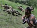 Силы АТО за сутки ликвидировали пятерых боевиков - разведка