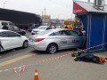 Смертельное ДТП с такси в Киеве: водителя арестовали