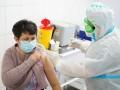 В Украине за сутки вакцинировались 90 человек