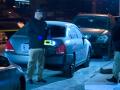 Появилось видео с места, где был ранен зять грузинского президента