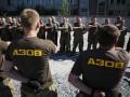 Двух бойцов Азова задержали за убийство в зоне АТО