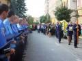 На Прикарпатье похоронили погибших под Иловайском бойцов (фото)
